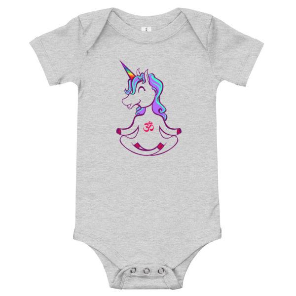 Unicorn Baby's Premium Onesie