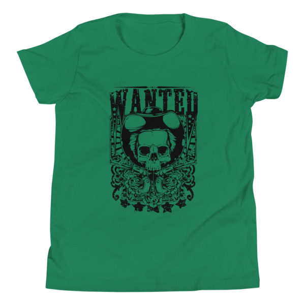 Wanted Kid's/Youth Premium Cowboy T-Shirt