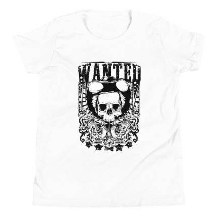 Wanted Kid's/Youth Premium Cowboy T-Shirt