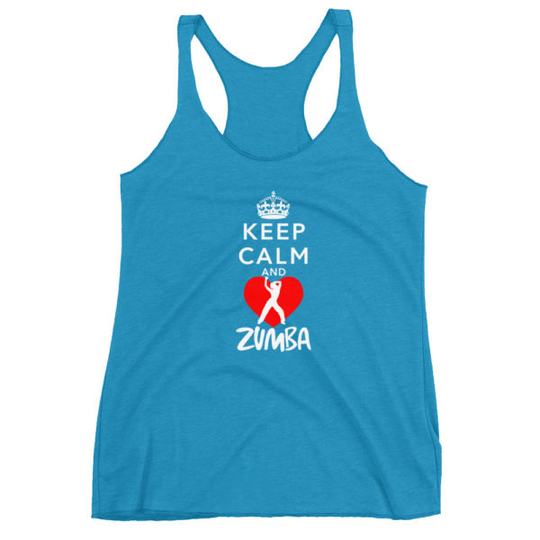 Zumba Lover Women's Premium Tank Top