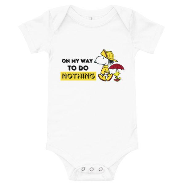 Cute Snoopy Baby's Onesie (Boy or Girl)