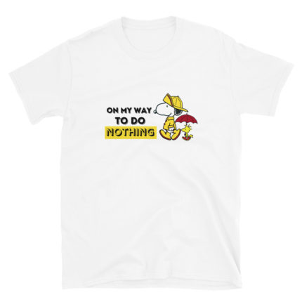Snoopy Shirt for Adults Woman's T-shirt (Unisex Sizing)